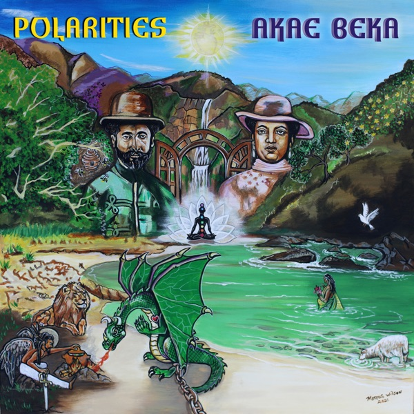 Akae Beka - Polarities (2021) Album