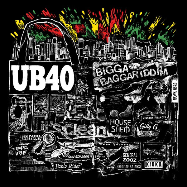 Bigga Baggariddim [UB40] (2021)
