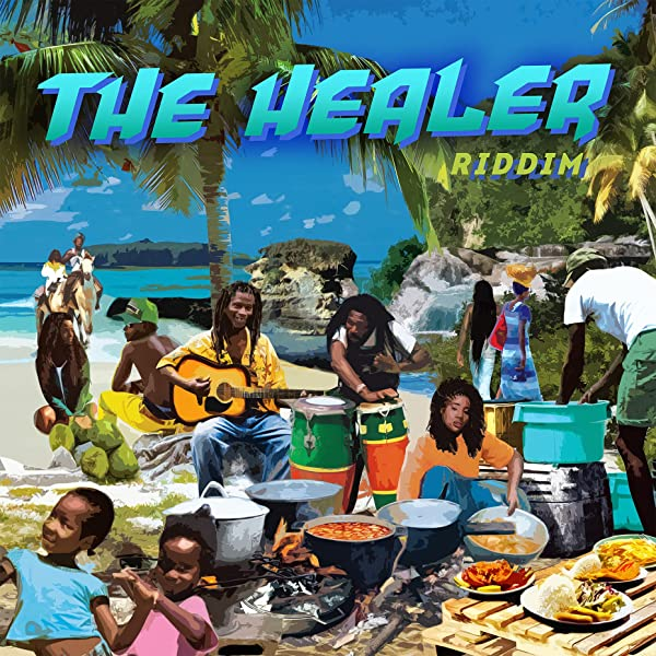 The Healer Riddim [Maximum Sound] (2021)