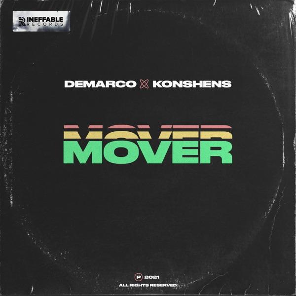 Demarco x Konshens - Mover (2021) Single
