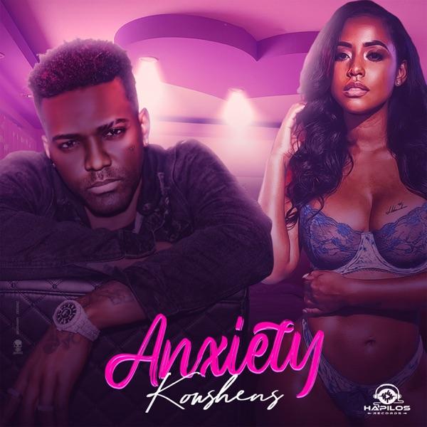 Konshens - Anxiety (2021) Single