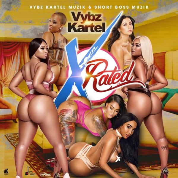 Vybz Kartel - X-Rated (2021) Album