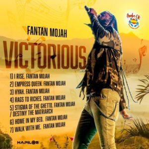 Fantan Mojah - Victorious (2021) Album