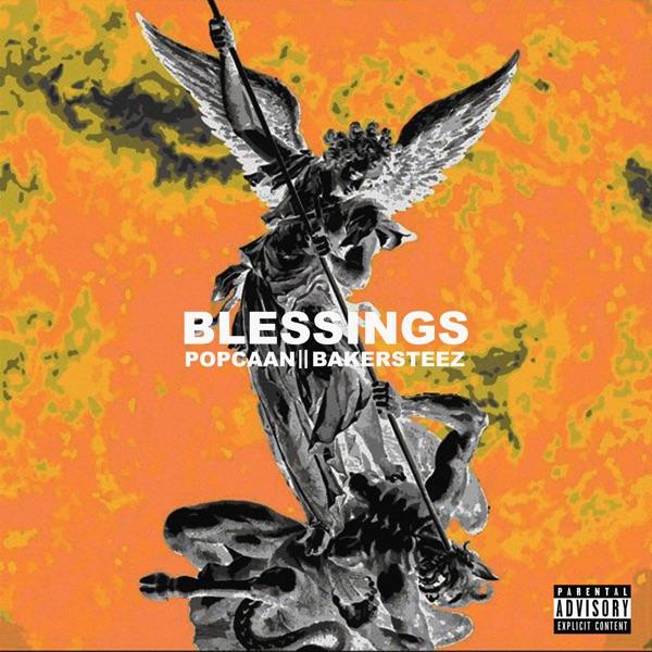 Popcaan x Bakersteez - Blessings (2021) Single