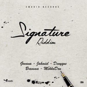 Signature Riddim [Emudio Records] (2021)