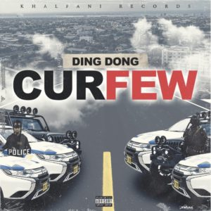 Ding Dong - Curfew (2021) Single