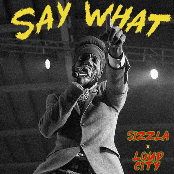 Sizzla - Say What (2021) Single