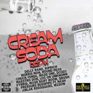 Cream Soda Riddim [Pure Music Productions] (2012)