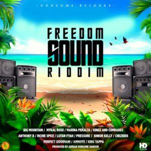 Freedom Sound Riddim [Donsome Records] (2021)