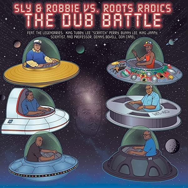 Sly & Robbie vs. Roots Radics - The Dub Battle (2021) Album